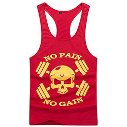 Gym Vests Singlets Stringers